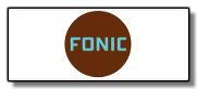 Fonic iocn