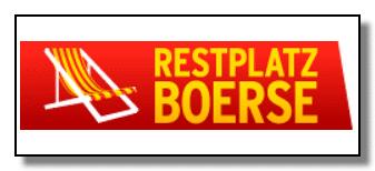 Restplatzborse - Last Minute zum Schnäppchenpreis