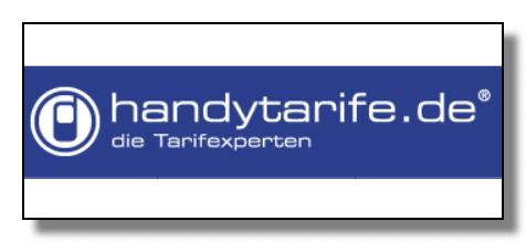 Handytarife.de - der Handytarife Vergleich für Sparfüche