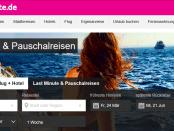 Lastminute.de - günstige Pauschalreise auf Lastminute.de finden