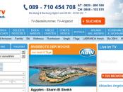 sonnenklar TV - günstige Reisen auf dem Onlineportal von SonnenklarTV