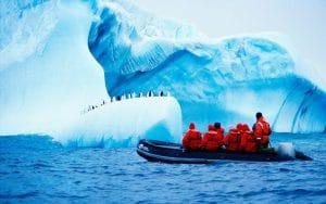Das Ewige Eis lockt - Erlebnisreisen in die Antarktis