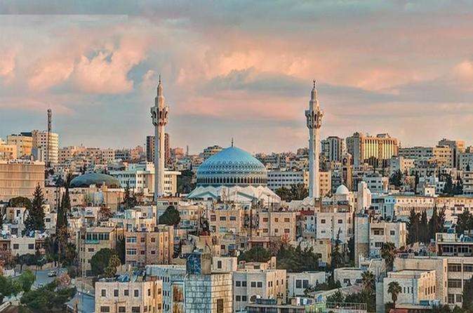 Amman - Urlaub mal anders