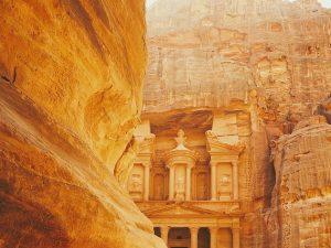 Weltkulturerbe Felsenstadt Petra in Jordanien - ein Muss, wenn Sie Jordanien besuchen